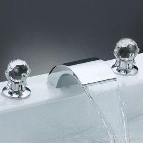Waterfall Bathroom Faucet Fancy Fancy Bathroom Faucets