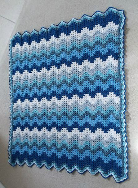 Free Pattern Birdlebee S Granny Ripple Crochet Pattern