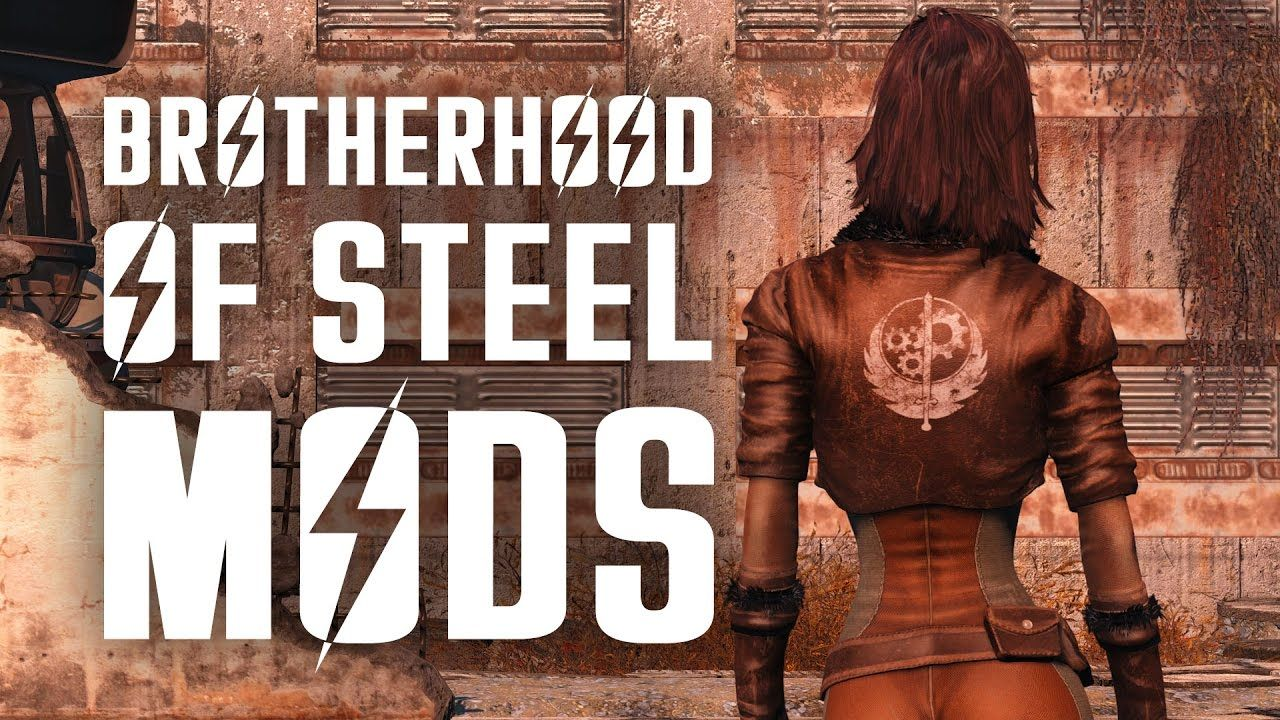 13 of the Best Brotherhood of Steel Fallout 4 Mods for