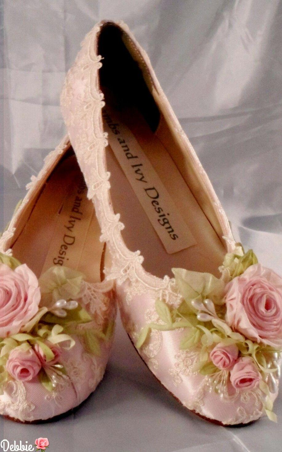 64d97aaa9 Lambs   Ivy ~ Debbie ❤ Flower Shoes