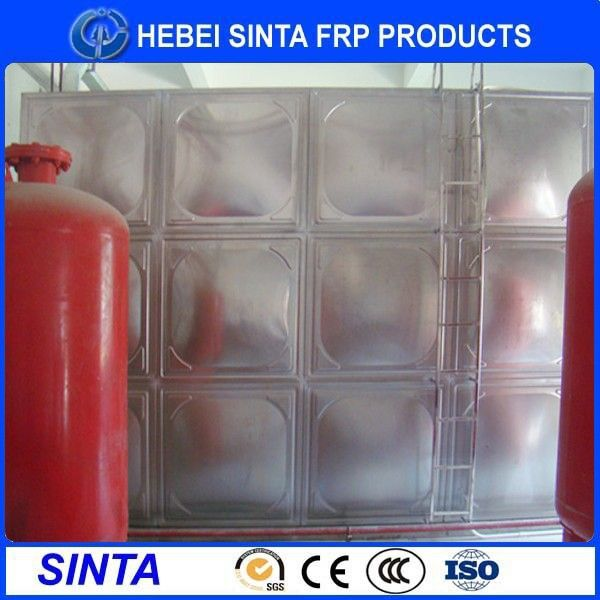 Large Size Stainless Steel Square Tanks Water Storage Tanks Products Water Storage Tanks Steel Water Tanks Water Storage