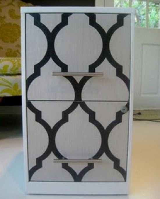 decorative file cabinet - Google Search