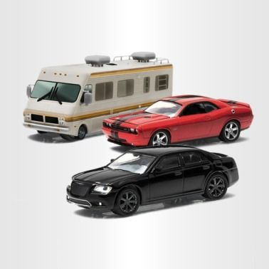 Breaking Bad Collectible DieCast Cars Bundle httpwww