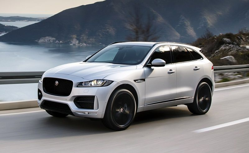 Jaguar F Pace 2 0 Litre I4 R Sport Awd What Is It Goes Chasing Audi Q5 Porsche Macan And Bmw X4 With Its First Suv The We Get Behind