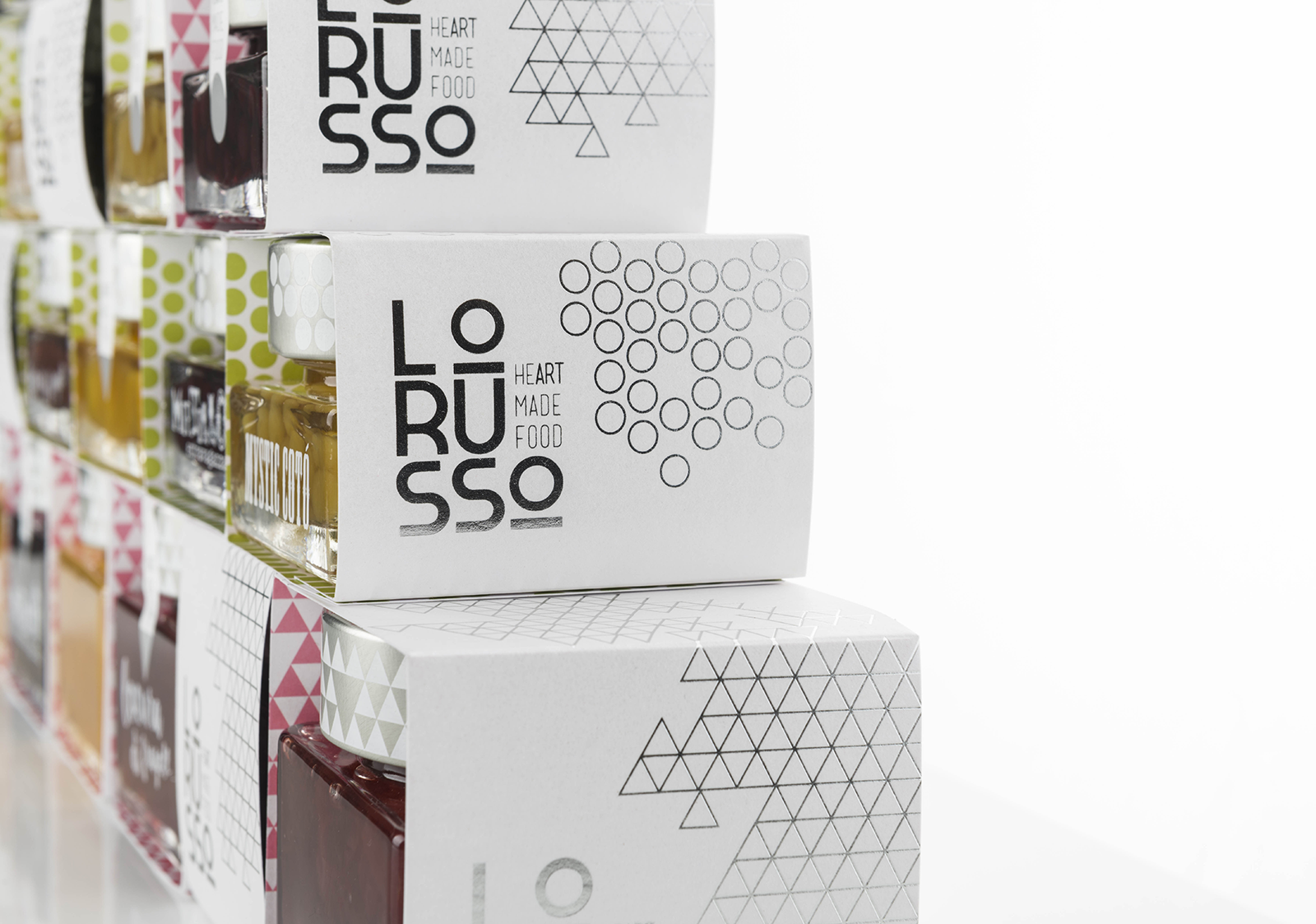 Lorusso · Heart Made Food on Packaging of the World - Creative Package Design Gallery