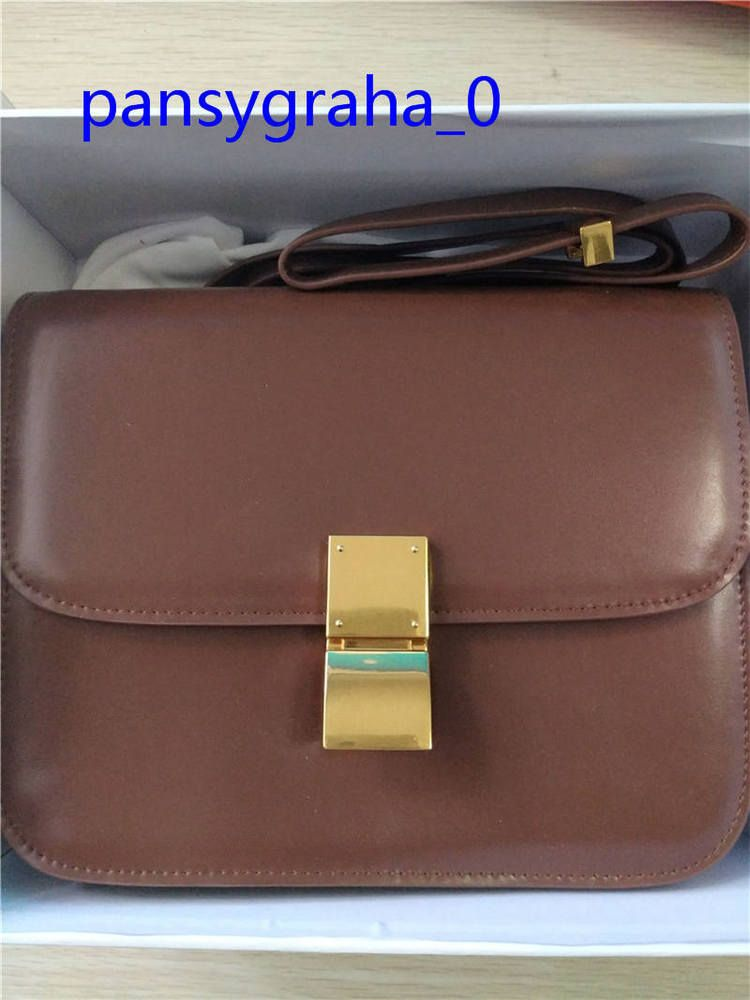 ed15a5eddf ... on Women s Bags   Handbags by Shawn Dresser. New  Celine   Classic  Box  Medium  Calfskin