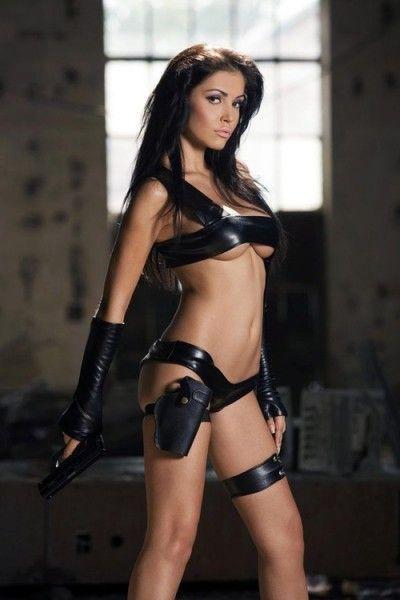 Female nerd bondage pic 913