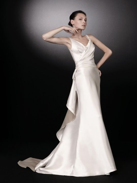 Peter Langner Zeta gown. Peter Langner gowns are sold at The Bridal ...