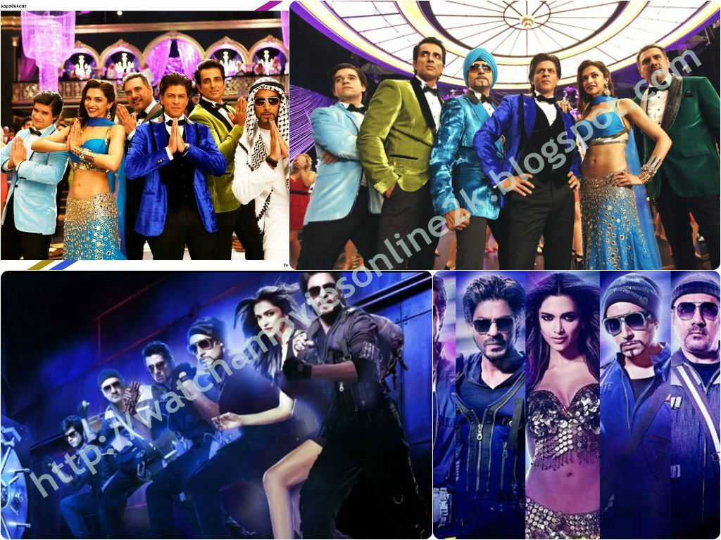 Happy New Year Online Streaming Movie 2014 And Film Happy New Year Movie Shahrukh Khan And More Cast Watch Online Movies 2014 Hindi Movies Happy New Year Movie