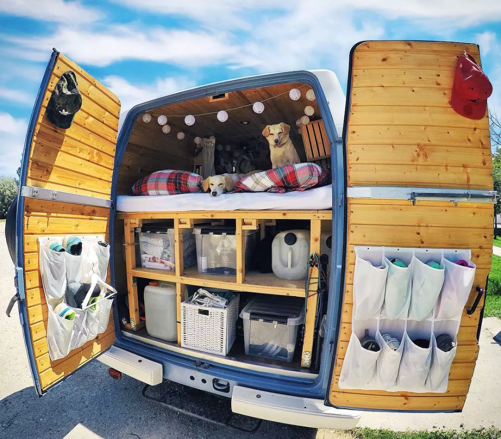 Photo of Van Life Storage And Organization Ideas