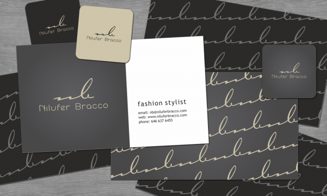 Branding ideas laeti photography 5th board photo tips and ideas dark card with gold printing and script reheart Image collections