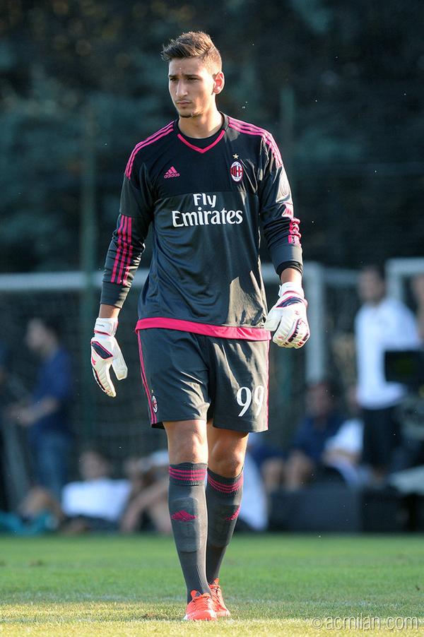 Gianluigi Donnarumma - AC Milan's next big things....