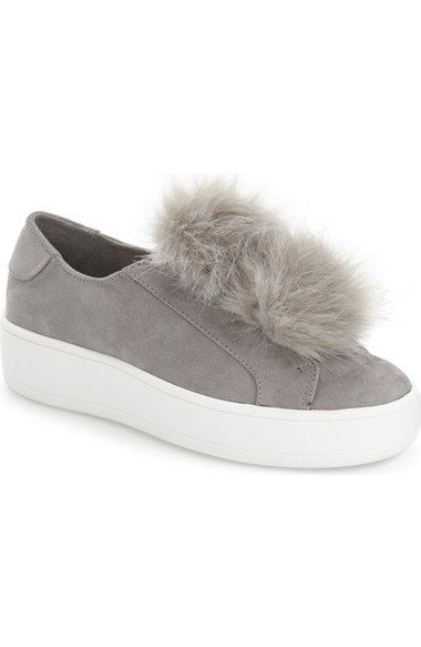 3499571c2d0e Steve Madden  Bryanne  Puffball Platform Sneaker (Women) available at   Nordstrom