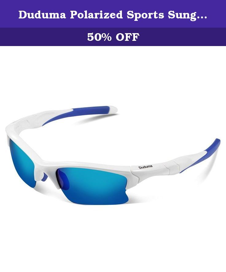 80635889022 Duduma Polarized Sports Sunglasses for Men Women Baseball Fishing Golf  Running Cycling Driving Softball Hiking Floating