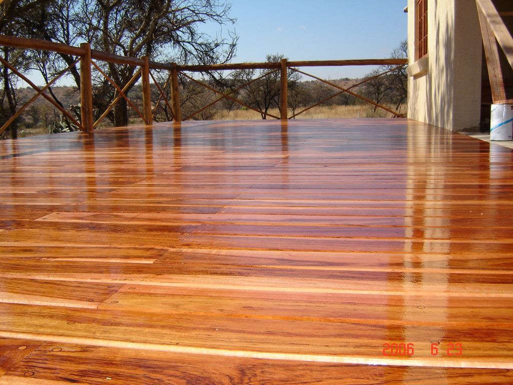 Different Wood Types For Decking Yard In 2018