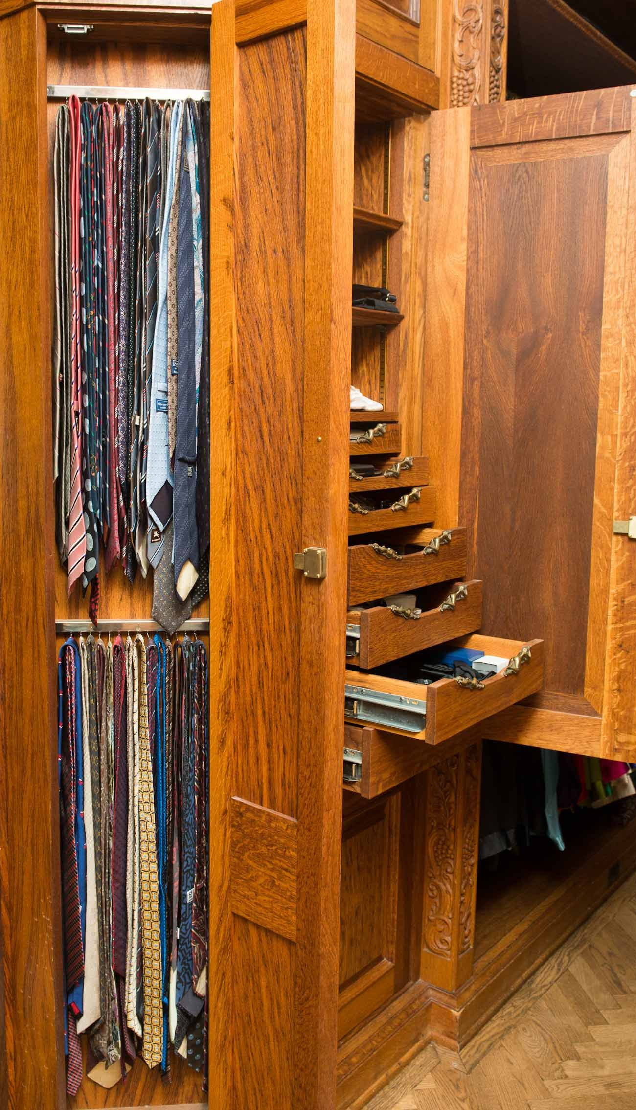 Coveteur Inside Closets Fashion Beauty Health And Travel Tall Cabinet Storage Wardrobe Storage Wardrobe Closet