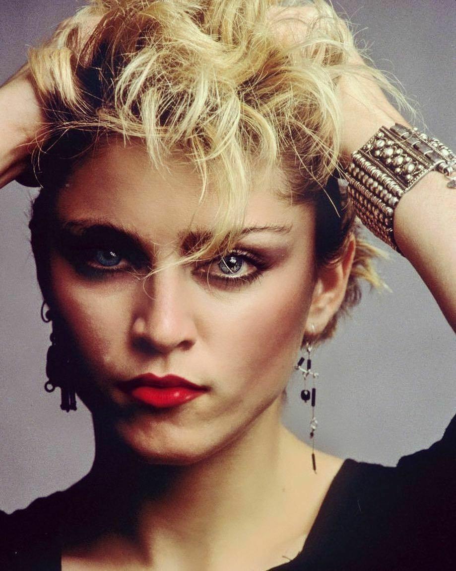 Pin By Marlies On Madonna Madonna Looks Madonna Madonna 80s