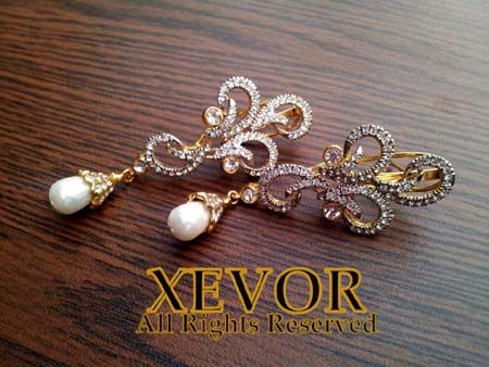 xevor stones and kundan jewellery collection 2013 4