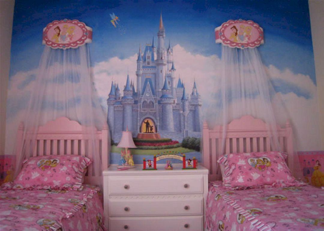 47+ Ultimate Disney Princess Bedroom Ideas for Your Beloved Kids ...