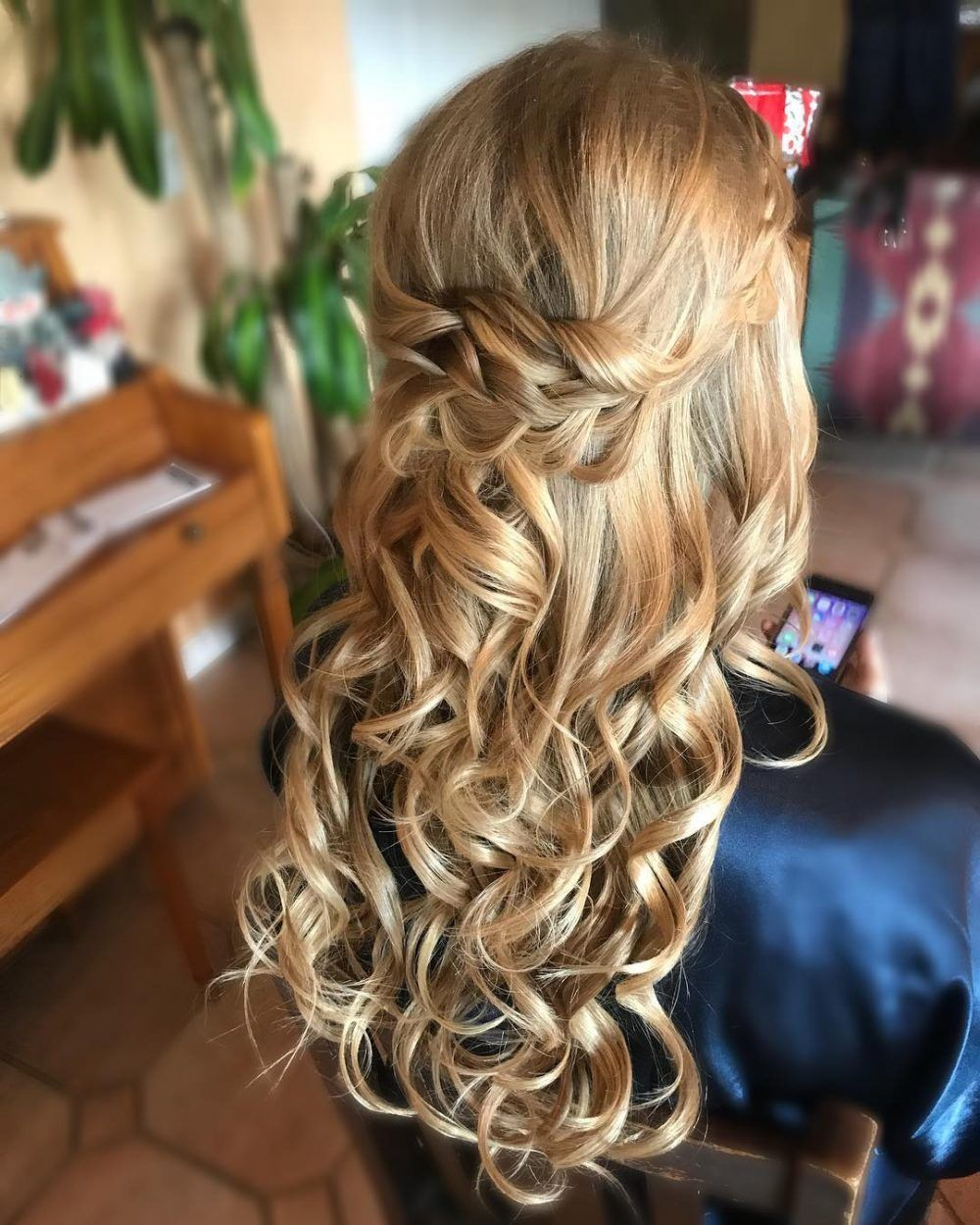 27 gorgeous wedding hairstyles for long hair | photography