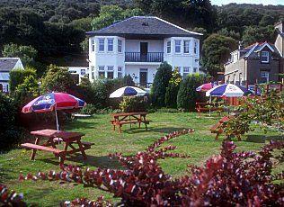 Lochranza Hotel Isle Of Arran Arran