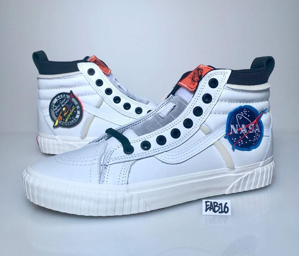 Chaussures Vans x Space Voyager Sk8 Hi 46 Mte Dx