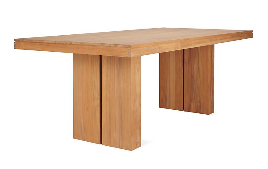 Kayu Teak Dining Table Design Within Reach Teak Dining Table Dining Table Design Modern Dining Table