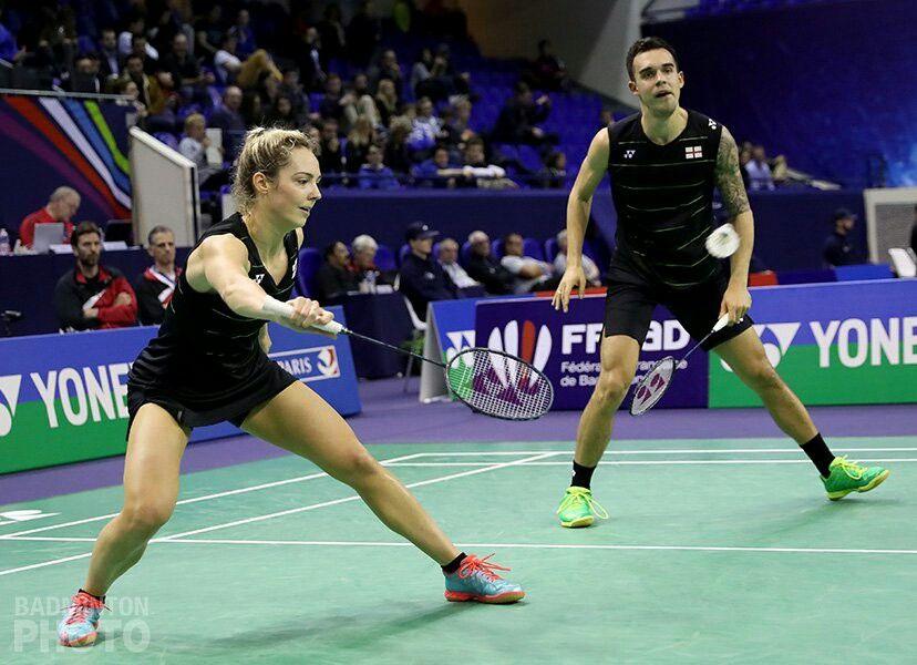 Chris ADCOCK Gabrielle ADCOCK  badminton