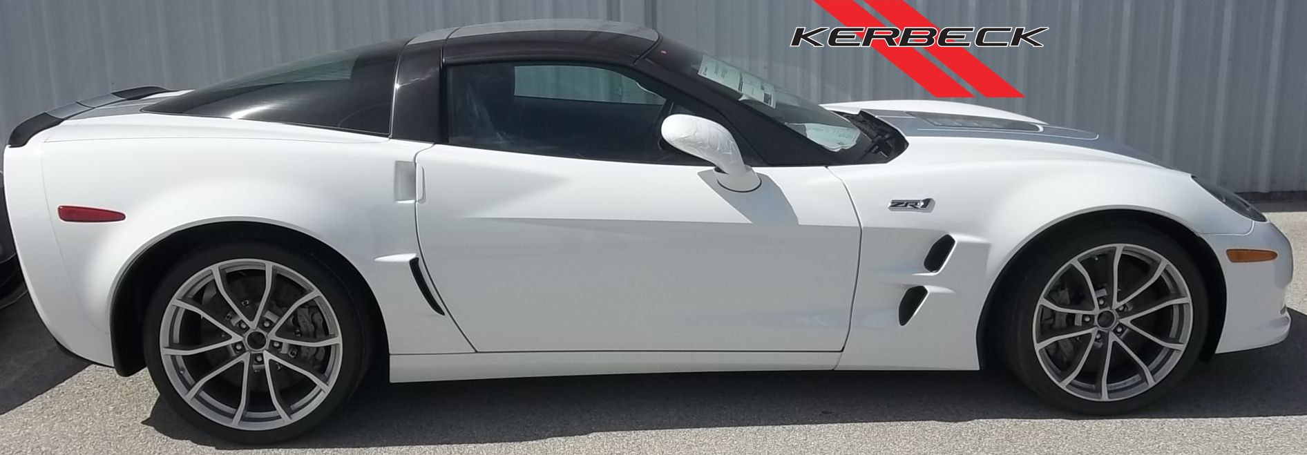 2013 Corvette ZR1 with the 60th Anniversary Package