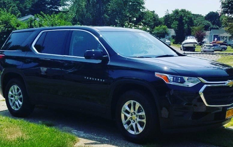Spoiled Myself Today With A New Ride Chevy Chevytraverse