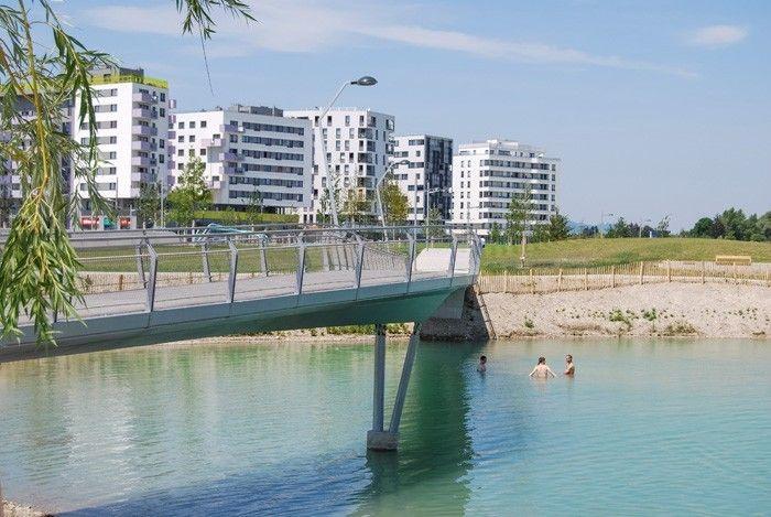 Vienna, Aspern Seepark and Yella-Hertzka-Park, Lavaland, 2015 | Un ...