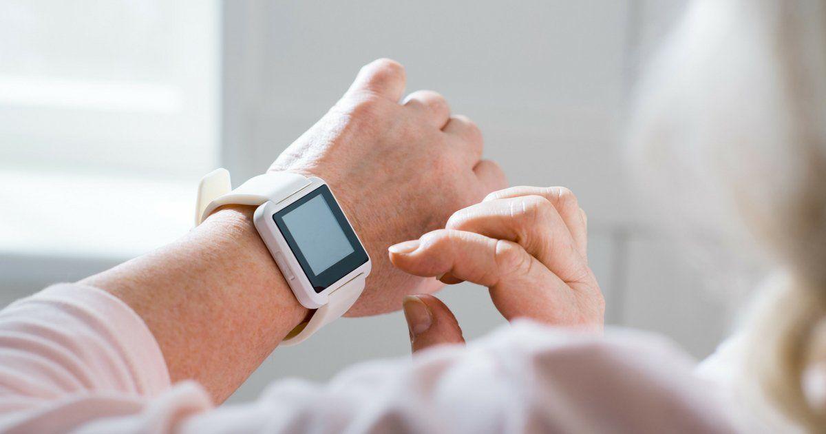 Caregivers Find Comfort in Senior Monitoring Sensors