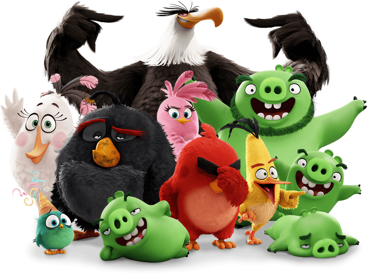 c1e521ba0 The Cast Angry Birds Full Movie, Angry Birds Movie Characters, Angry Brids,  Puzzle