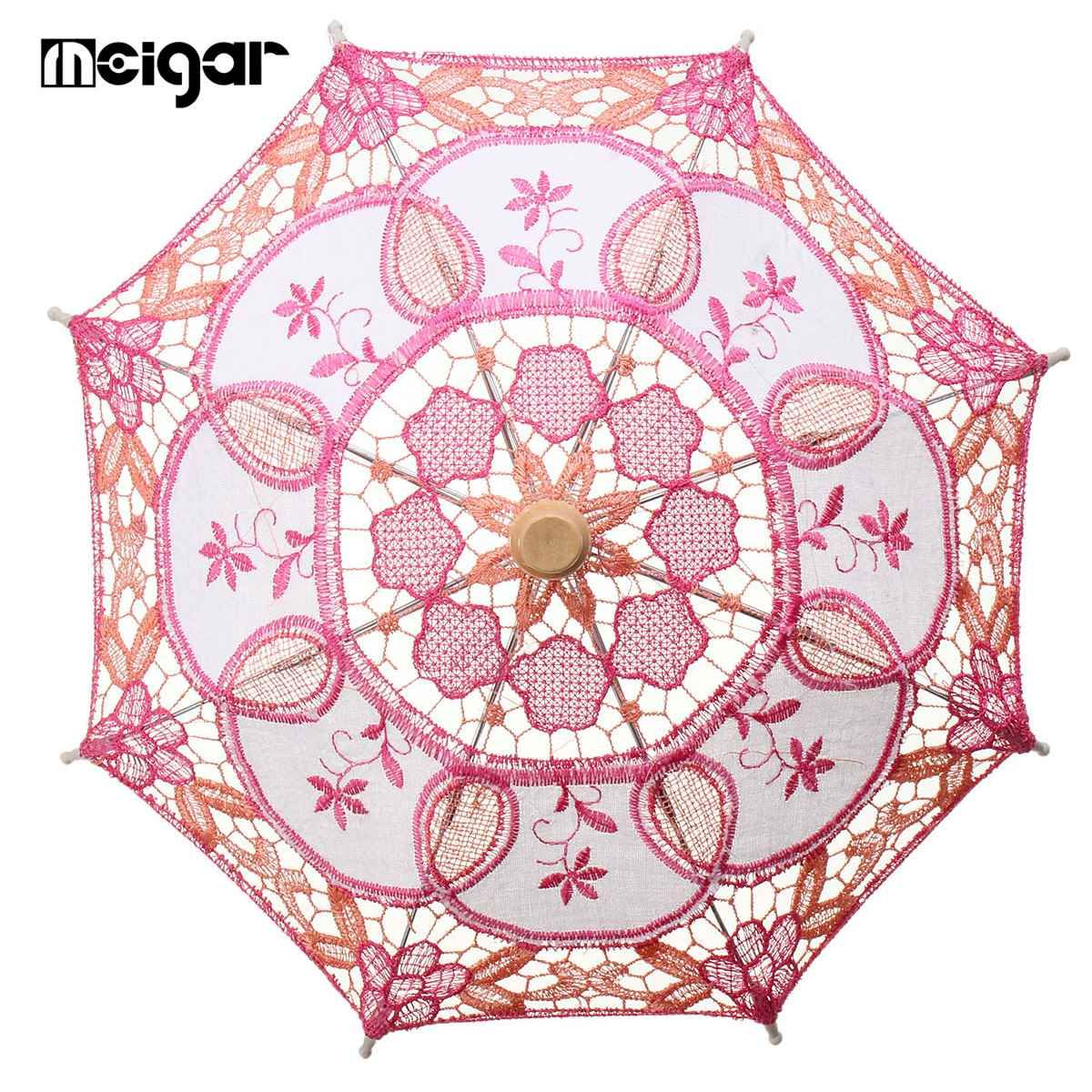 Small Decoration Umbrella for Wedding Party Multicolor Handmade ...