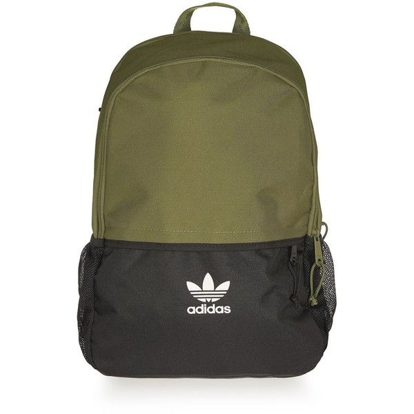 7e7035df9e Colourblock Backpack by Adidas Originals ( 27) ❤ liked on Polyvore  featuring bags