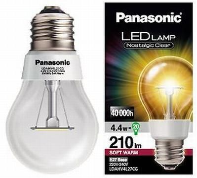 LED. Panasonic