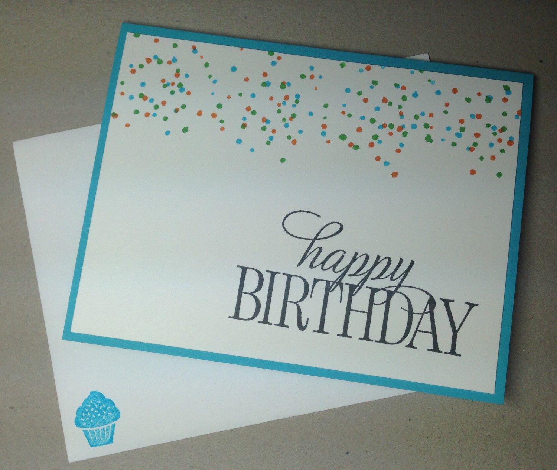 8 Pack Birthday Cards W Envelopes