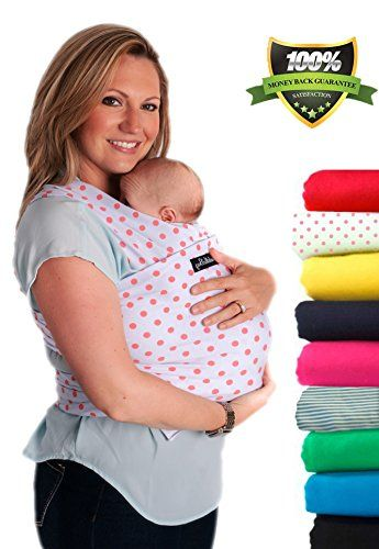 89f3d0ca932 4-in-1 CuddleBug Baby Wrap Carrier