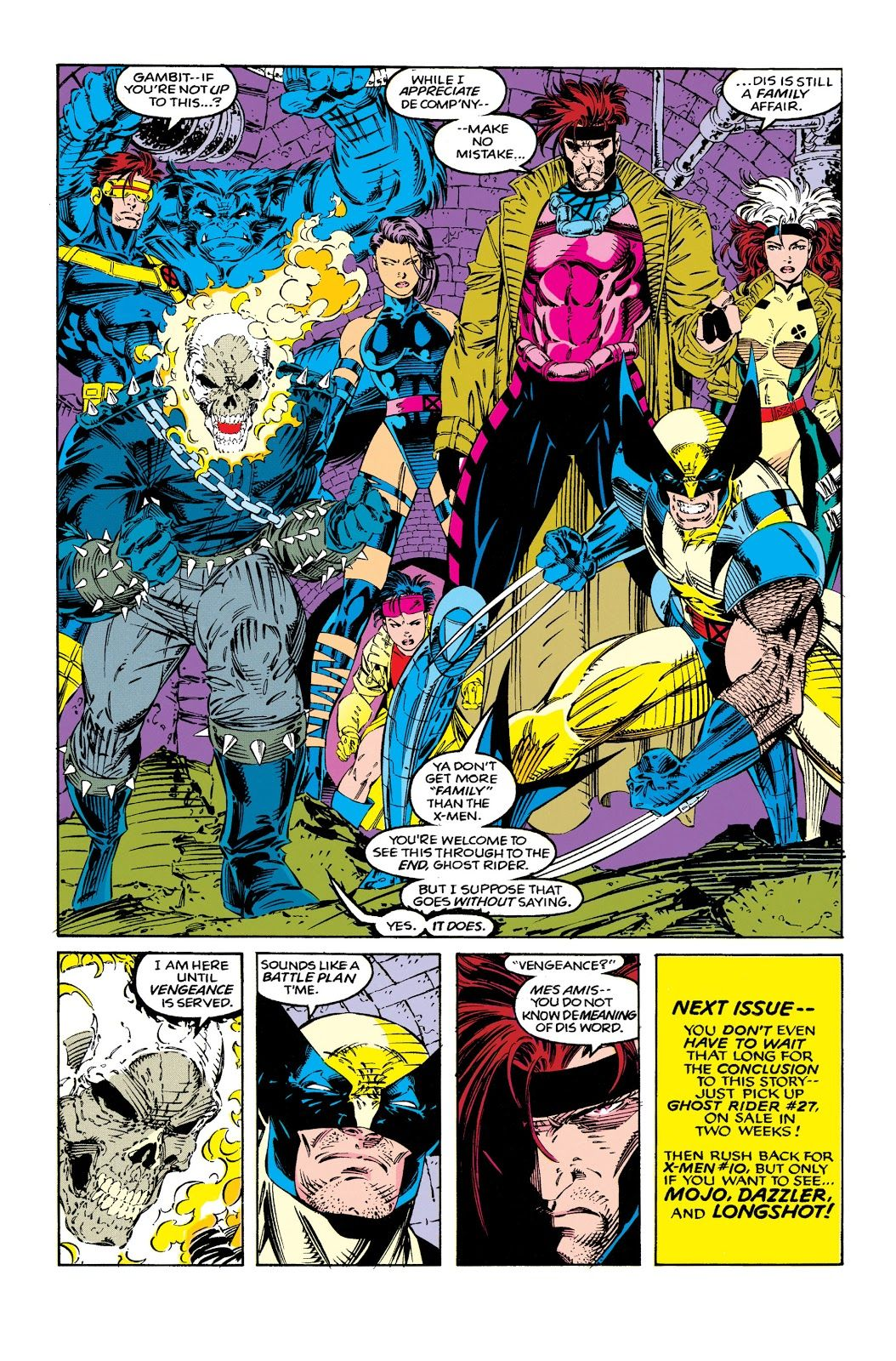 X Men 1991 Issue 9 Read X Men 1991 Issue 9 Comic Online In High Quality Comics X Men Marvel