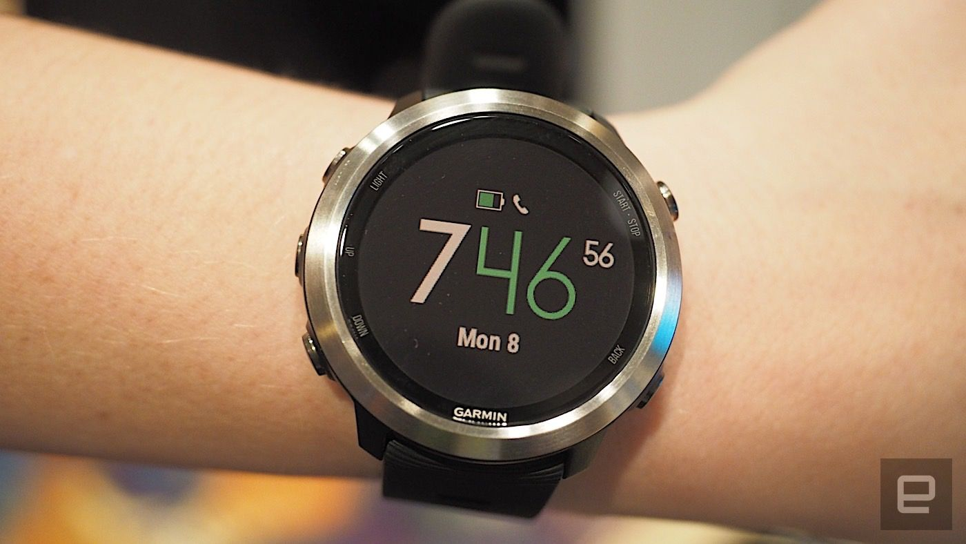 af4b5ee392ba22 Garmin's new Forerunner 645 Music, which, clue in the name, is a running  watch that packs storage for up to 500 songs. As well as the music on your  desktop, ...
