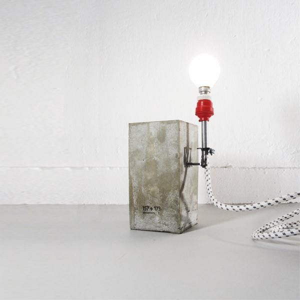 Concrete Big light - Formika design store