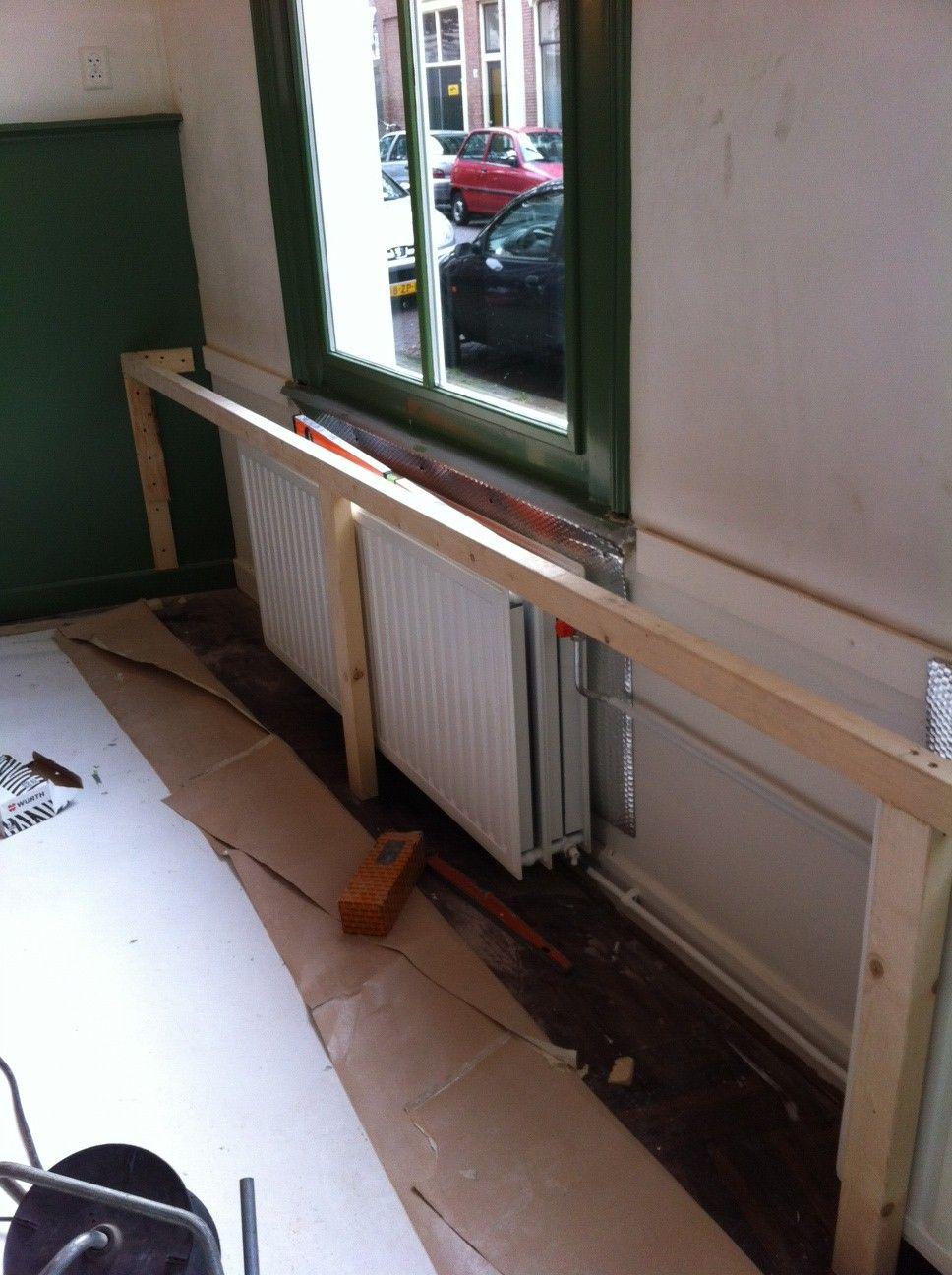radiator ombouw haarlem huisje pinterest. Black Bedroom Furniture Sets. Home Design Ideas