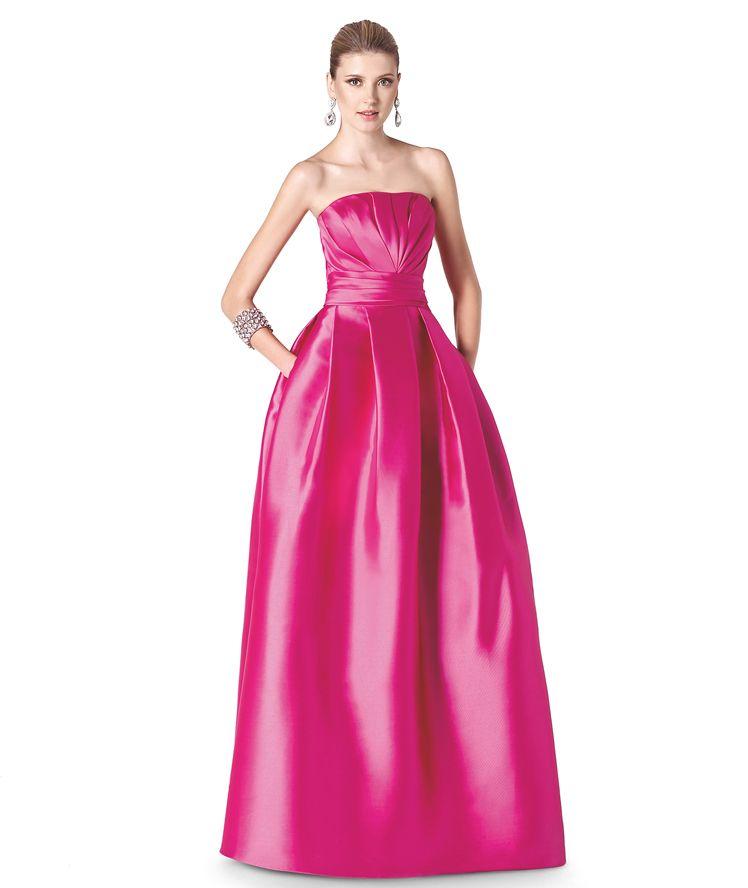 Vestidos largos para boda - descubre las imágenes | Vestido ...