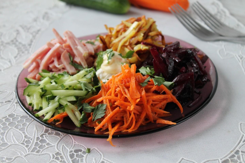 обуви киргизские салаты рецепты с фото что