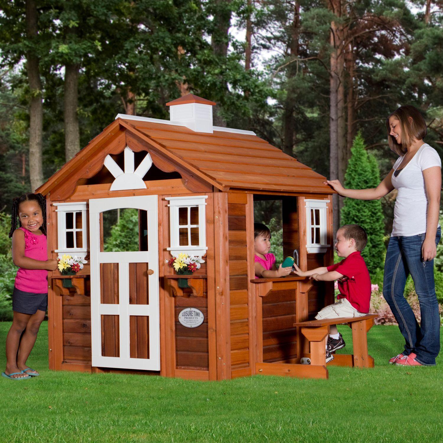 Summer Cottage Playhouse With Toys Sams Club Getting This For My