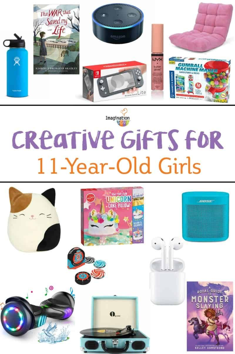 Gifts For 11 Year Old Girls 10 Year Old Gifts Christmas Gifts For 10 Year Olds Teenage Girl Gifts