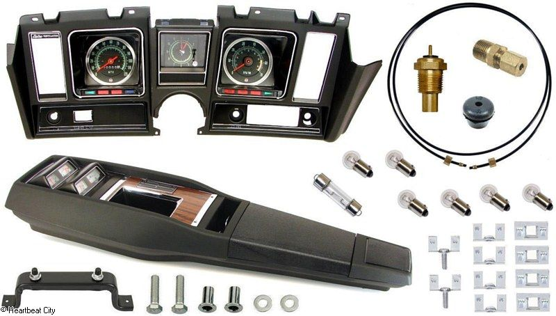 1969 Camaro Tach Amp Console With Gauges Complete Conversion Kit For Cars With 4 Speed Muncie Transmission 120 Mph Spee Camaro Used Camaro Camaro Restoration
