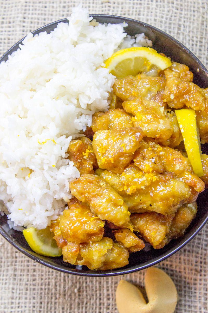 Chinese Lemon Chicken Recipe Lemon Chicken Recipe Lemon Chicken Chinese Lemon Chicken