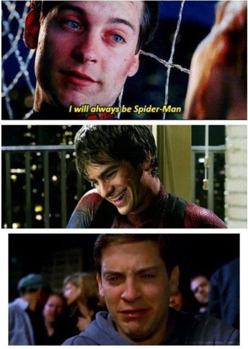 Ya And U Wonder Y U Were Kicked Out Of The Spidy Club Spiderman Funny I Love To Laugh Just For Laughs