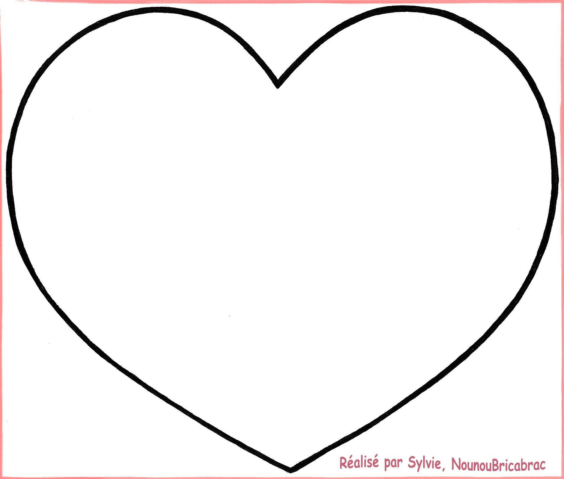 coeur colorier coloriages pinterest colorier coeur et dessin coeur. Black Bedroom Furniture Sets. Home Design Ideas